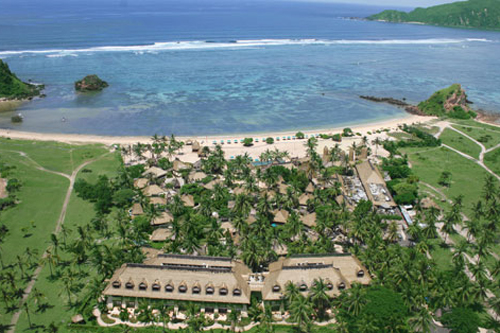 фотографии отеля Hotel Novotel Lombok Resort and Villas изображение №3