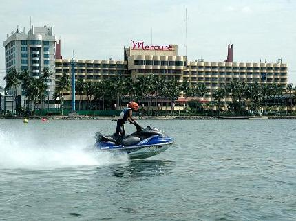 фотографии Mercure Convention Centre Ancol изображение №4