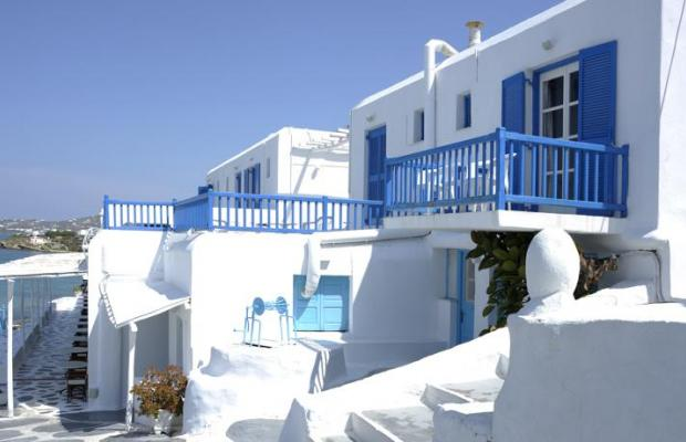 фотографии отеля Mykonos Beach Hotel (ex. Apartments By The Beach In Mykonos) изображение №15