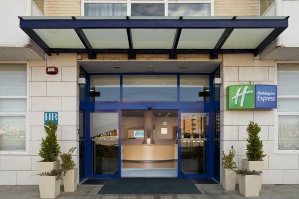 фотографии отеля Express by Holiday Inn Valencia San Luis изображение №23