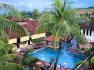 Bakungs Beach Hotel, 3*