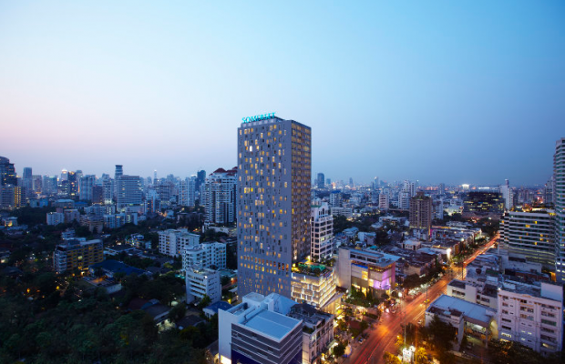 фотографии Somerset Sukhumvit Thonglor изображение №28