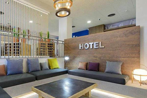 фотографии Tryp Madrid Airport Suites изображение №12