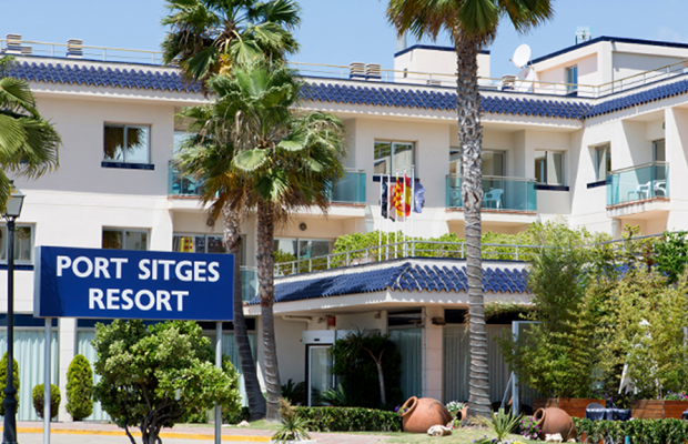 фото Port Sitges Resort Hotel изображение №10