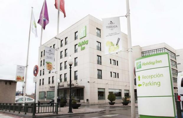 фотографии Holiday Inn Madrid Calle Alcala (ex. Velada Madrid) изображение №28
