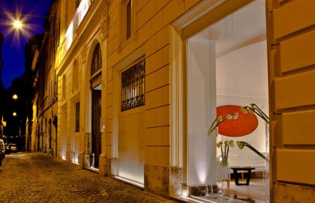 фото отеля The First Luxury Art Hotel Roma изображение №1