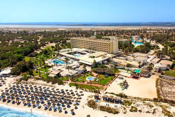 фотографии отеля One Resort Monastir (ex. Jockey Club Palm Garden; Sol Elite Palm Garden; Sol Palm Garden) изображение №15