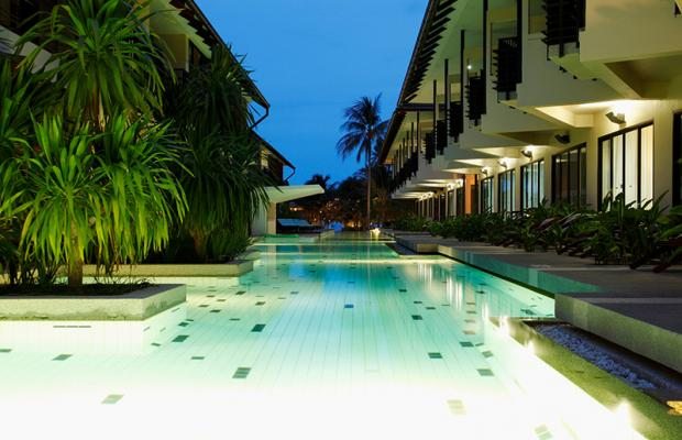 фото Centra Coconut Beach Resort Samui (ех. Coconut Villa Resort & Spa) изображение №2