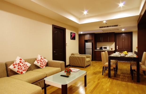 фото отеля The Ninth Place Serviced Residence изображение №9