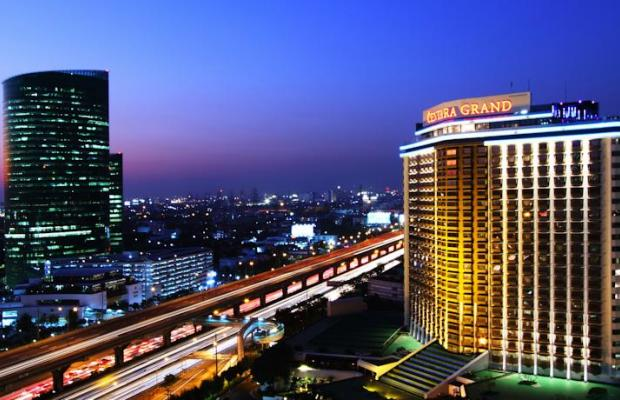 фотографии отеля Centara Grand at Central Plaza Ladprao Bangkok (ex. Sofitel Centara Grand Bangkok; Sofitel Central Plaza) изображение №15