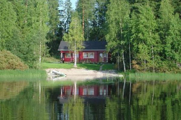 фотографии Yla-Saarikko Holiday Cottages изображение №4