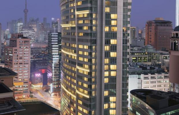 фотографии Shanghai Marriott Hotel City Centre изображение №16