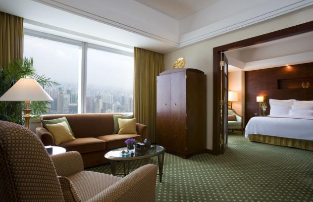 фото JW Marriott Hotel Shanghai at Tomorrow Square изображение №30