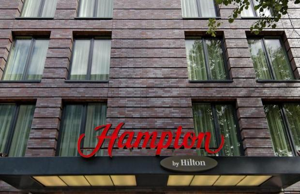 фото отеля Hampton by Hilton Berlin City West изображение №1