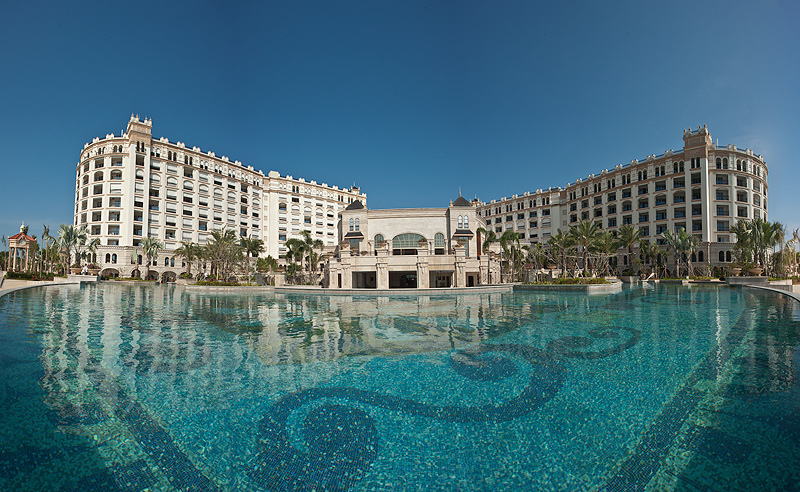 Crowne Plaza Resort Sanya Bay  (ex. Grand Fortune Bay Hotel Sanya), 4*, Санья delmon palace hotel ex vendome plaza 4 дубай