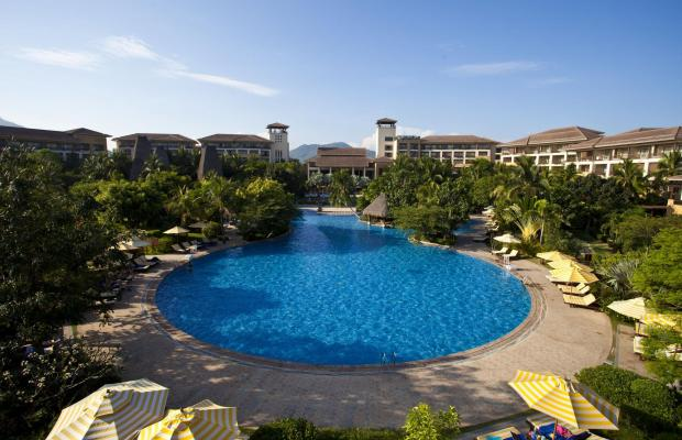 фото отеля Narada Resort & Spa Sanya (ex. Kempinski Resort and Spa) изображение №1