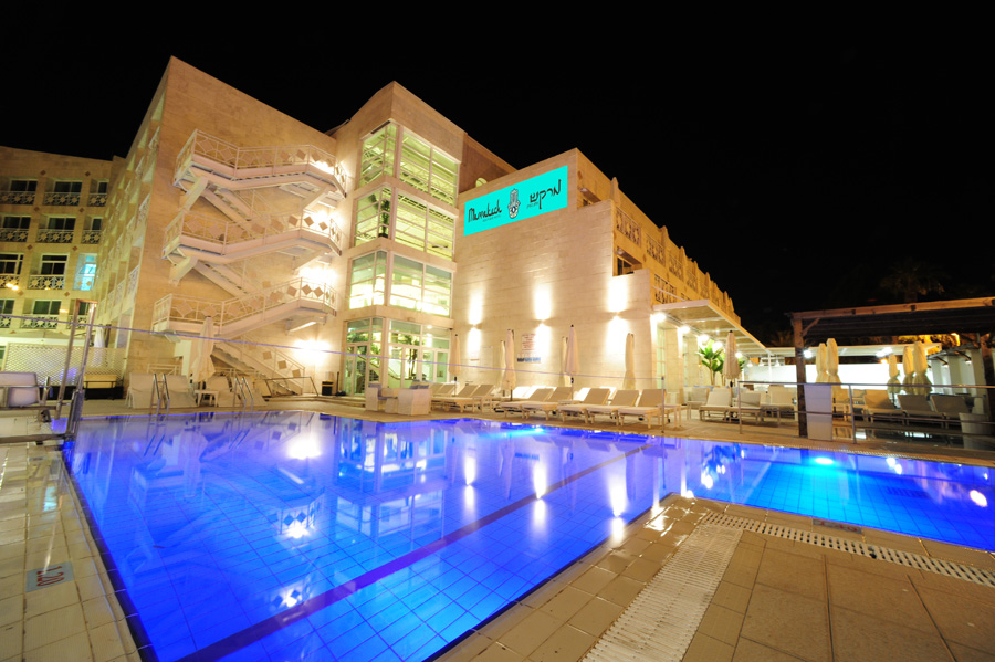 Be City (ex. Marrakech), 4*, Эйлат astral village hotel ex moon valley 4 эйлат