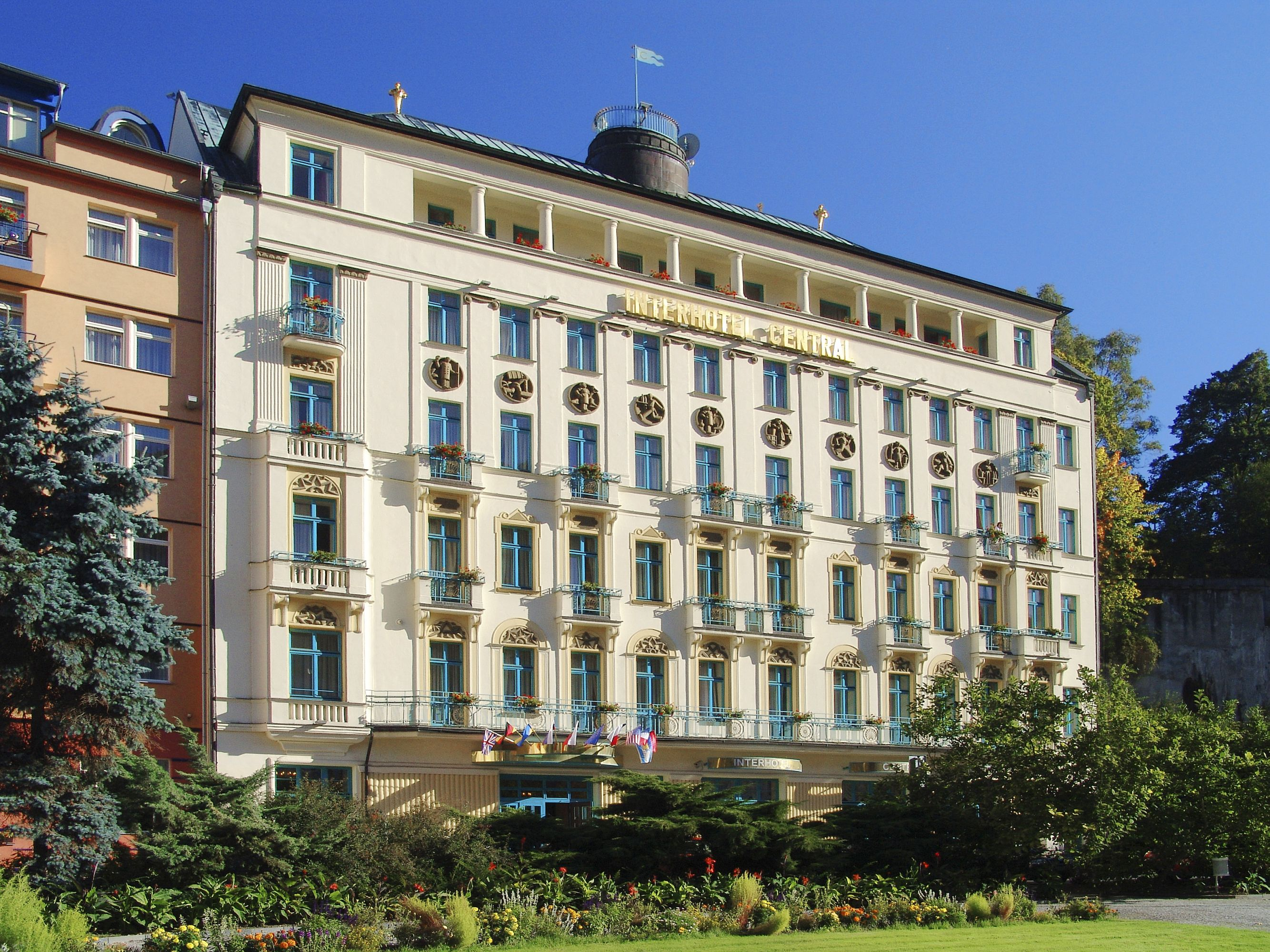 Interhotel Central Karlovy Vary, 4*, Карловы Вары сборник статей resonances science proceedings of articles the international scientific conference czech republic karlovy vary – russia moscow 11–12 february 2016