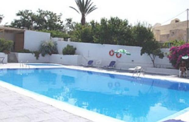 фотографии отеля Santorini Tennis Club Traditional Apartments изображение №19