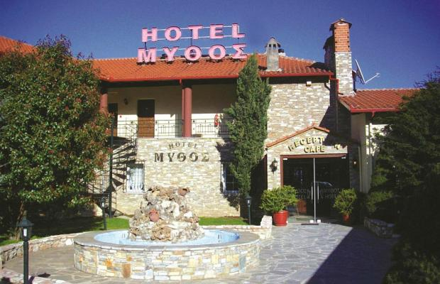 фото отеля Mythos Hotel at Elatochori Pieria изображение №5