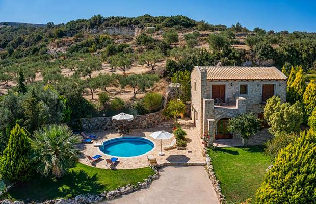 фотографии отеля Hill Top House - Cretan Exclusive Villas (ex. Villa Ilios) изображение №15