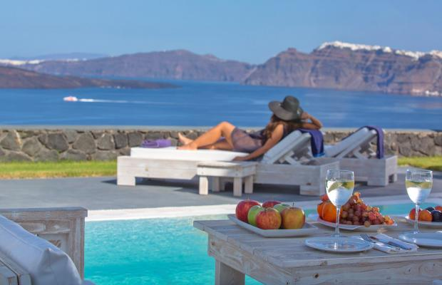 фотографии отеля Santorini Princess Presidential Suites изображение №19