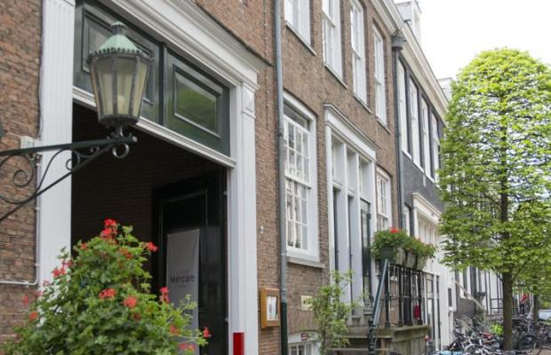 фотографии Mercure Hotel Amsterdam Centre Canal District (ex. Mercure Arthur Frommer) изображение №8