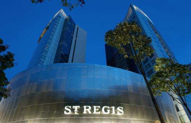 фото The St. Regis Singapore изображение №2
