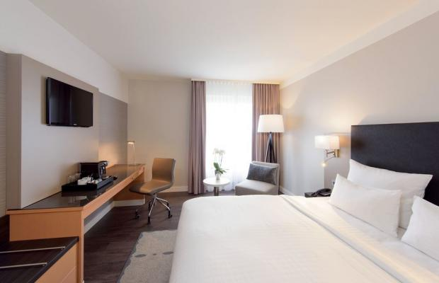 фото отеля Mercure Hotel Hannover Oldenburger Allee (ех. Park Inn Hannover) изображение №41