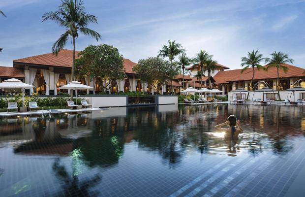 фотографии отеля Sofitel Singapore Sentosa Resort & Spa (ex. The Sentosa Resort & Spa; Beaufort Sentosa) изображение №23