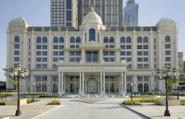 фото отеля Al Habtoor City The St. Regis Dubai изображение №1