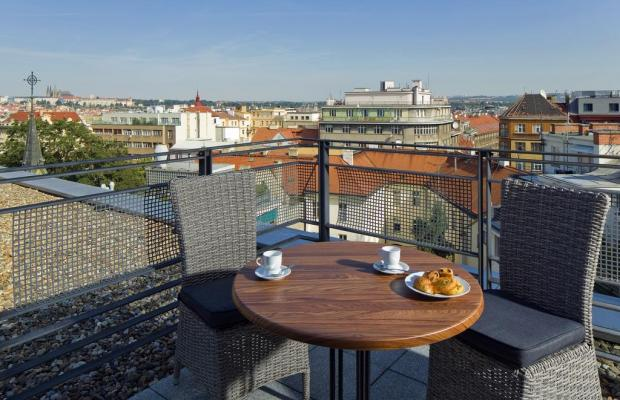 фото отеля Mamaison Residence Downtown Prague (ex. Longin Center, Prague - Marriott Executive Apartments) изображение №1