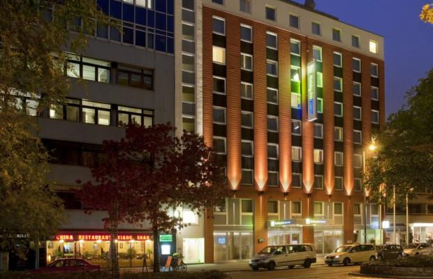фотографии отеля Holiday Inn Express Berlin City Centre-West изображение №19