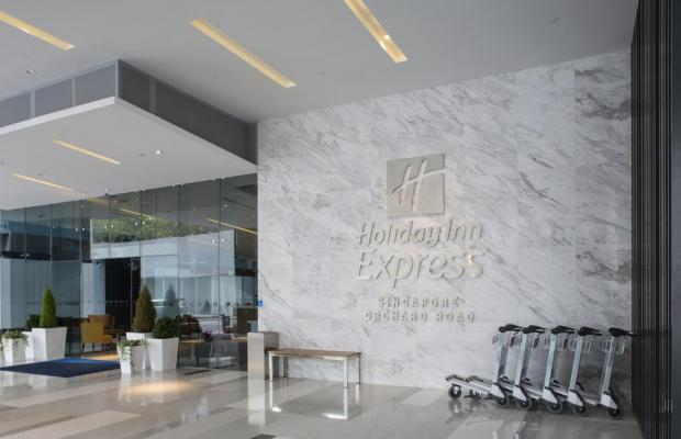 фото отеля Holiday Inn Express Singapore Orchard Road изображение №25