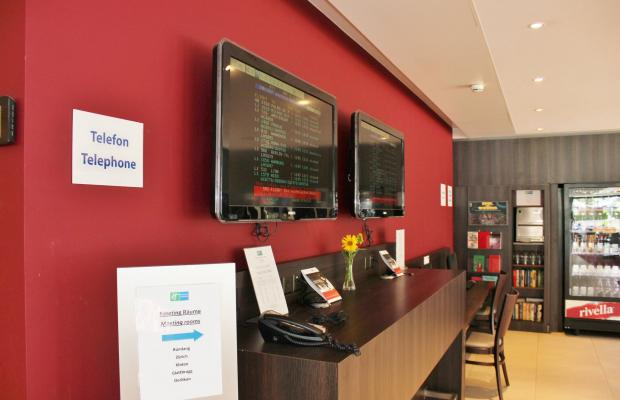 фотографии отеля Holiday Inn Express Zurich Airport изображение №39