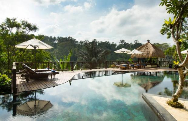 фото Nandini Bali Jungle Resort & Spa изображение №46