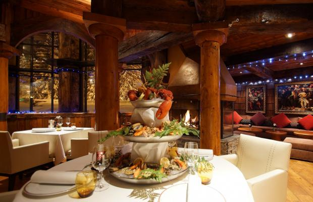фото Le Palace de Neiges (ex. Byblos Courchevel) изображение №30