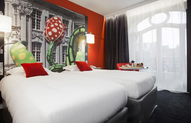 фото отеля Mercure Lille Centre Grand Place Hotel (ex. Mercure Lille Centre Opera)  изображение №13