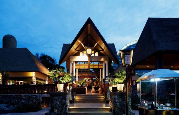 фотографии Centara Grand Mirage Beach Resort (ex. Central Wong Amat Beach Resort) изображение №32