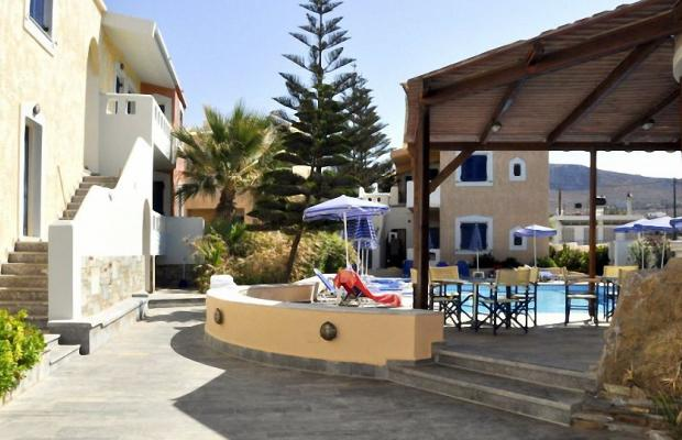 фото Niros Beach Apartments изображение №10
