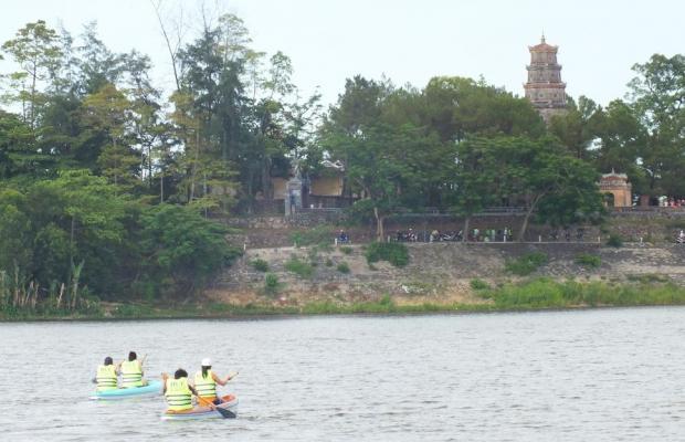 фото Hue Riverside Boutique Resort & Spa изображение №14