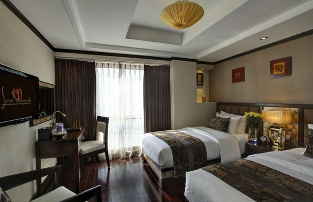 фото Golden Lotus Luxury Hotel изображение №26