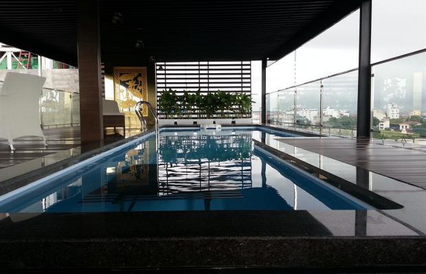 фотографии отеля Golden Lotus Luxury Hotel изображение №19