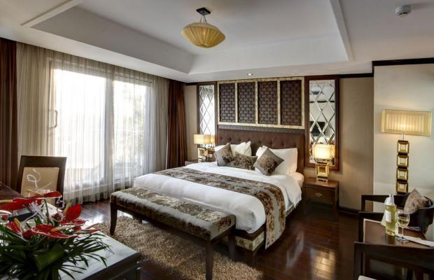 фотографии Golden Lotus Luxury Hotel изображение №8