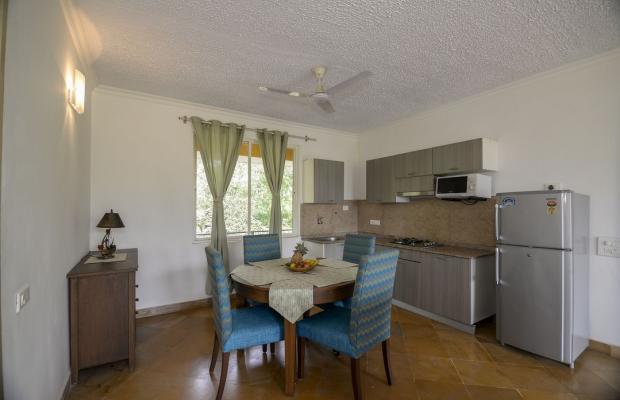 фотографии TripThrill Serenity Residency Apartments изображение №28