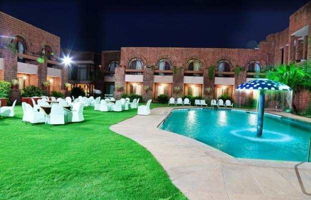 фотографии отеля Shree Ram International изображение №7