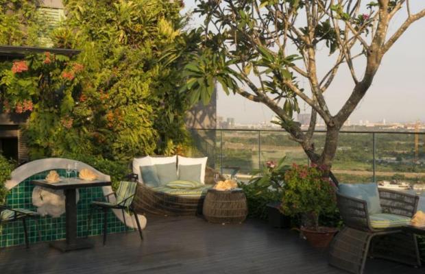 фотографии отеля Silverland Jolie Hotel & Spa изображение №27
