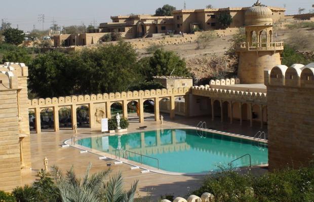 фотографии отеля Fort Rajwada изображение №7
