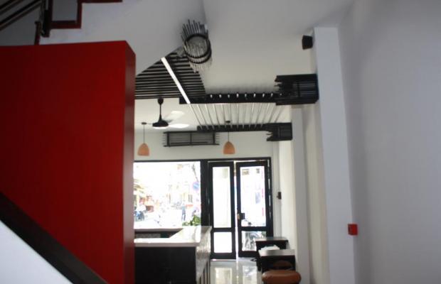 фотографии отеля Cinnamon Hotel Saigon изображение №15