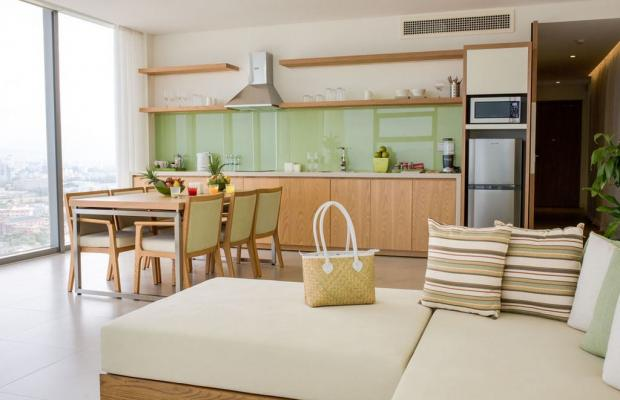 фотографии отеля Fusion Suites Da Nang Beach изображение №19